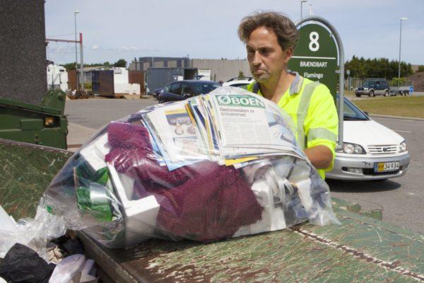 Genbrugspladserne til påske