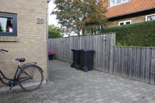 Problemer med tømning af papir i området omkring Glumsø