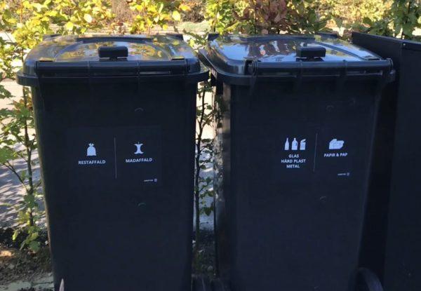 Mangler du at få tømt din genbrugsbeholder?