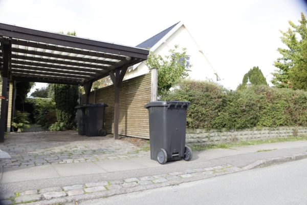 Affald i påsken 2016