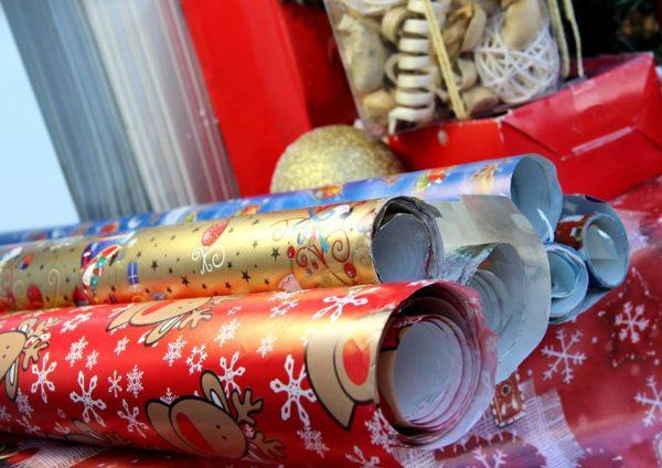 Affald til jul