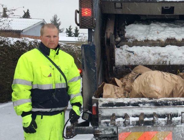 Mere snevejr på vej – Husk at salte og rydde din indkørsel
