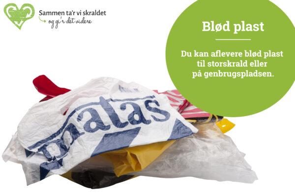 Hvad gør du med dit plastaffald?