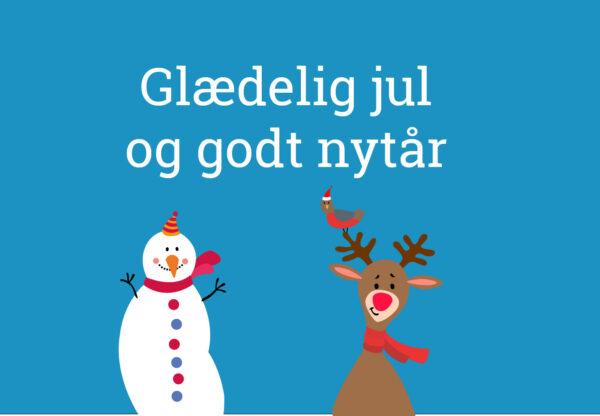Julehilsen fra Team Affald