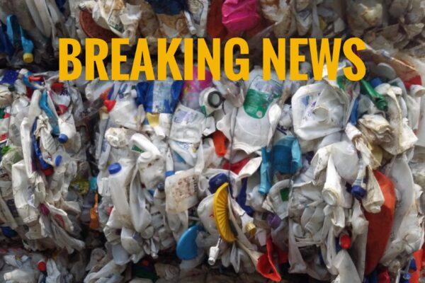 BREAKING AFFALDS-NEWS